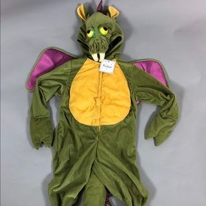 Frolics green winged dragon Halloween costume